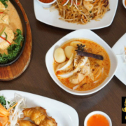 Boonnak Thai restaurant set menu