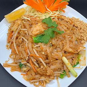 Pad Thai Duck